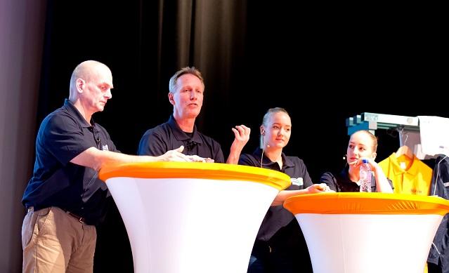 ARNHEM - Nationaal Coach Congres georganiseerd door NLcoach in Papendal. Foto Bart Hoogveld